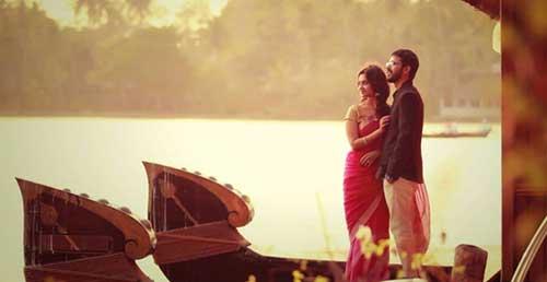 Relax in Backwater on Honeymoon