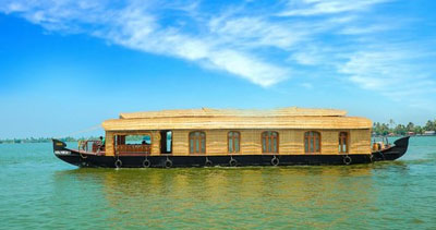 houseboats packages - Kerala