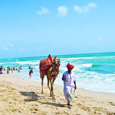 Beach Festival Gujarat