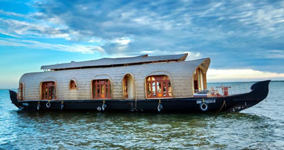 houseboats - alleppey