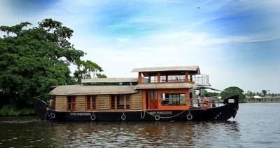 Premium Houseboat - Kerala