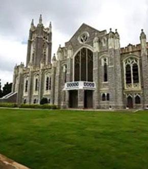 Medak Cathedral