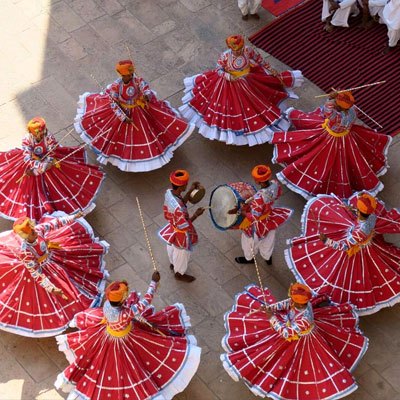 folk-festival of Rajasthan
