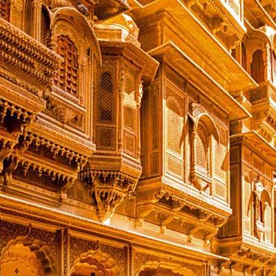 Patwon Ki Haveli – Jaisalmer