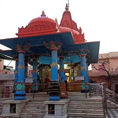 Brahma Mandir – Pushkar
