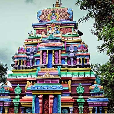 Neelkanth-Temple