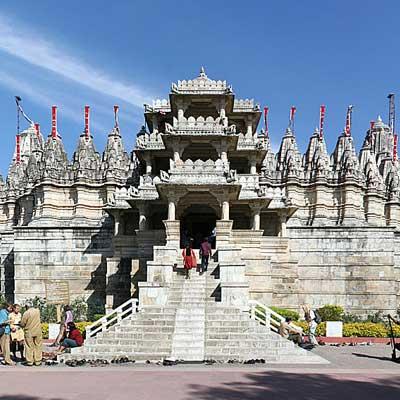 Ranakpur-Jain-Temple