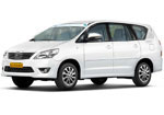 AC Toyota Innova, up to 06 travellers maximum