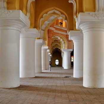 Thirumalai Nayakkar Mahal - Madurai