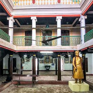 Ananda Rangapillai House