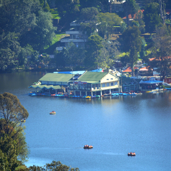Kodai Lake in Kodaikanal