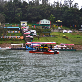 Ooty Lake & Boat Club