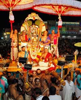 brahmotsavam - Andhra pradesh