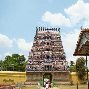 Keezhperumpallam Kethu Temple