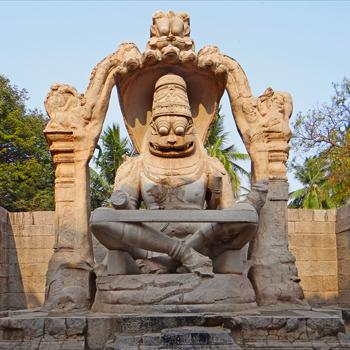 Nava narasimhar Temple - Ahobilam
