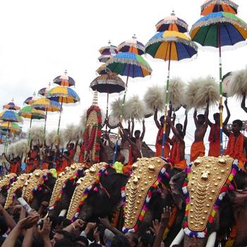 Pooram Festival