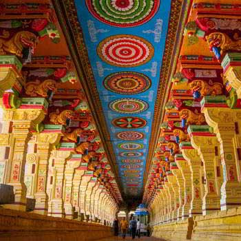 Ramanatha Swamy Temple - Rameshwaram