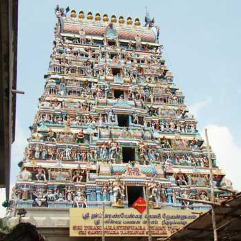 Thirunallar Saturn Temple