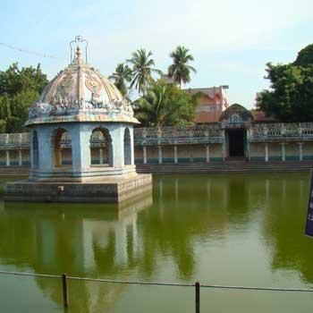 Angarahan Temple (Mars – Sevvai)