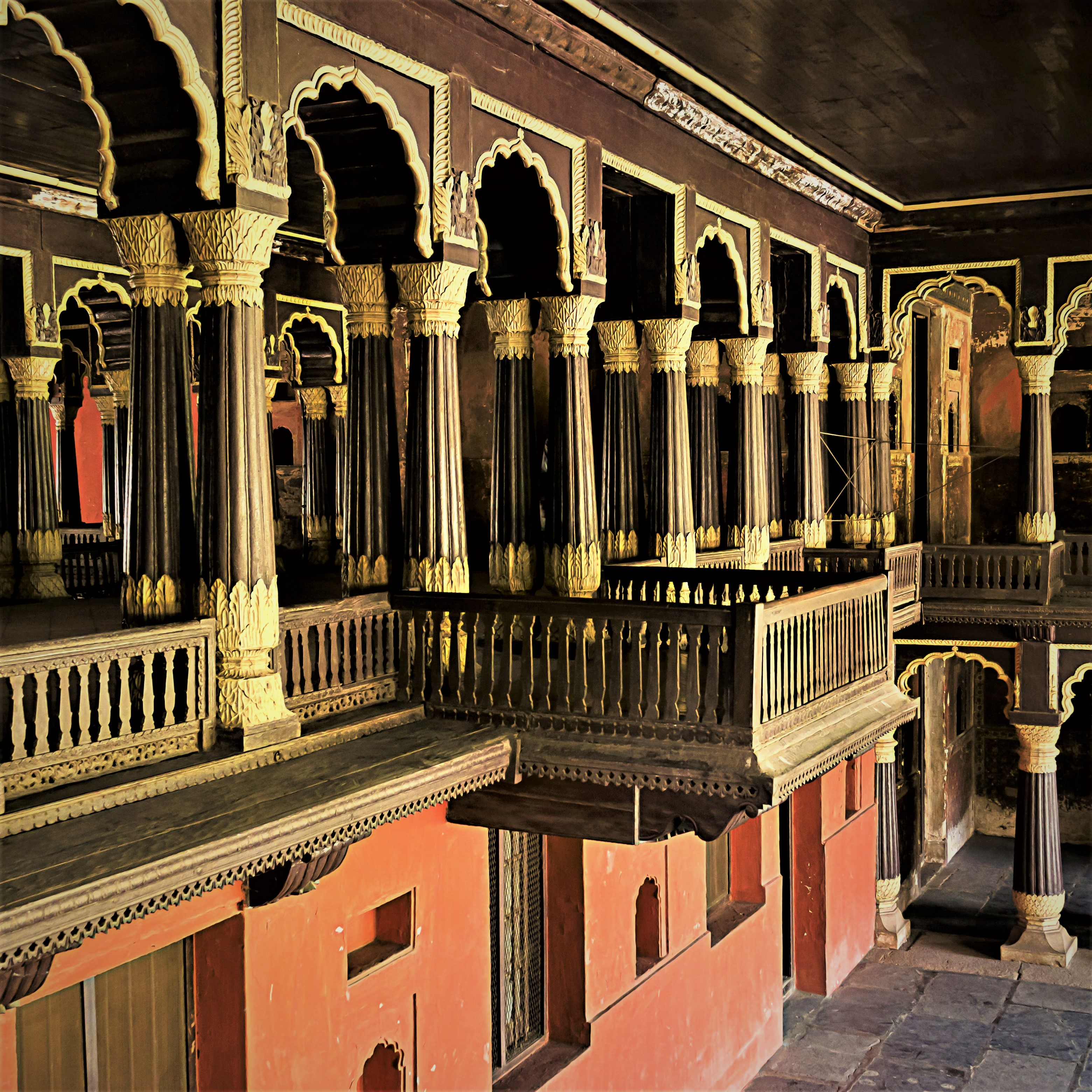 Tippu Sultan's Summer Palace and Bangalore Fort