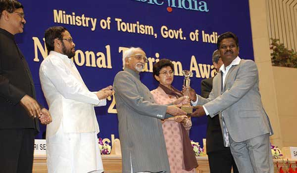 National Tourism Award Winner 2008 - 2009