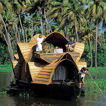 Weekend Kerala with Houseboat Tour