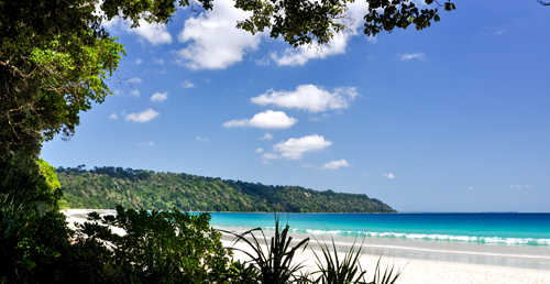 Explore Havelock island