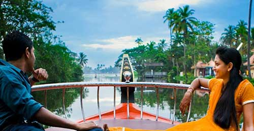 Special Honeymoon tour to South Kerala