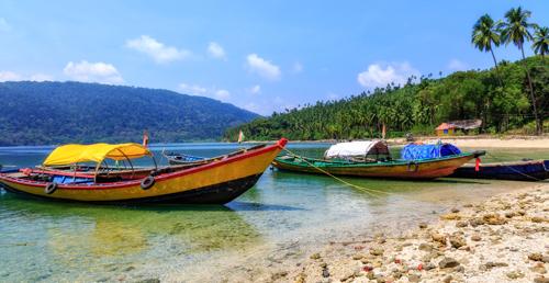 Exotic Andaman tirp