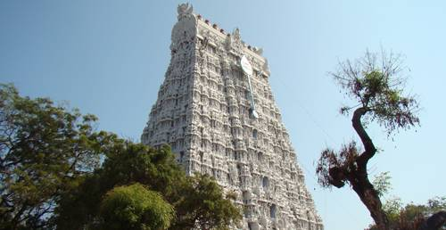 Arupadai Veedu (Six Abodes of Lord Muruga)