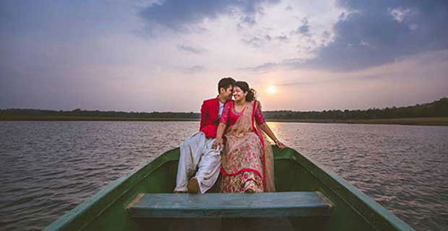 Honeymoon to Gods own Country