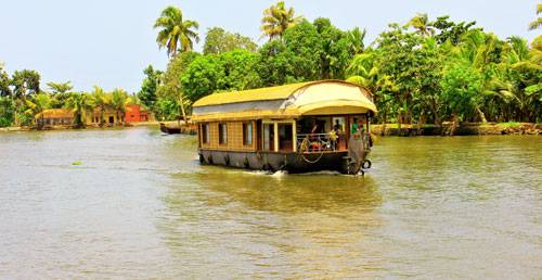 Alleppey Back water Tour