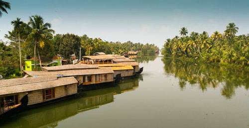 Kerala backwaters with Beach