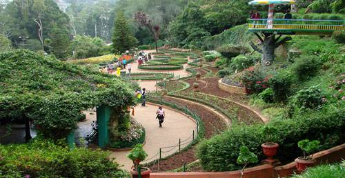 Tour to queen of hills