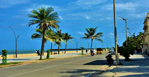 Trip to Pondicherry