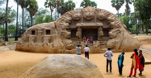 Tour to Mahabalipuram
