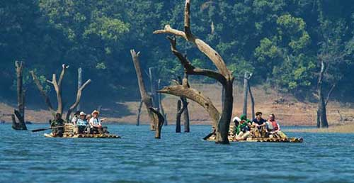 Nature charming Kerala tour