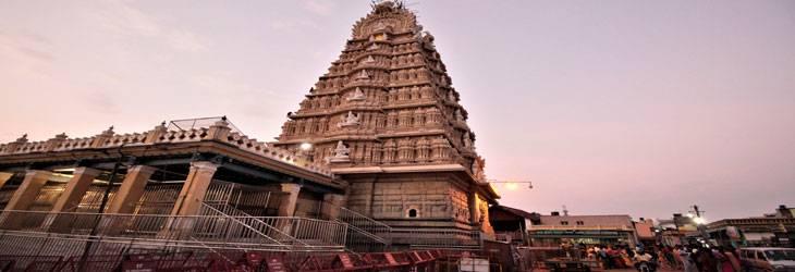 Chammundi-Temple