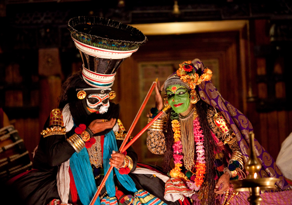 Cochin-Kathakali-Center