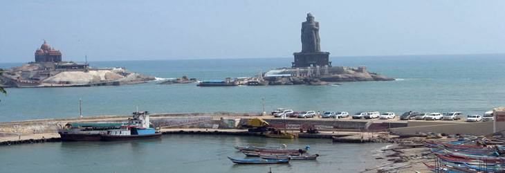 Enchanting Kerala with Kanyakumari