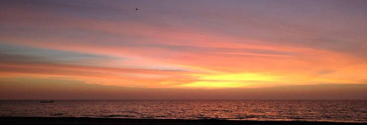 Marari-Sunset