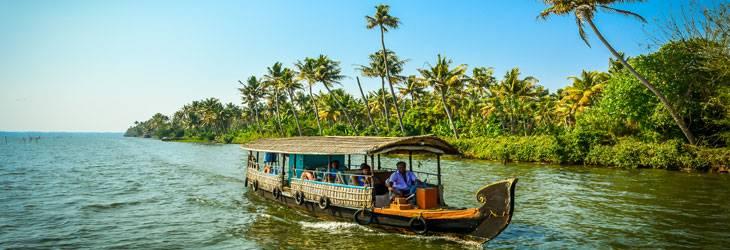 Vembanadu-Lake