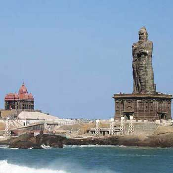 Kanyakumari City Tourist Places