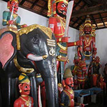 Mekekattu Nandikeshwara