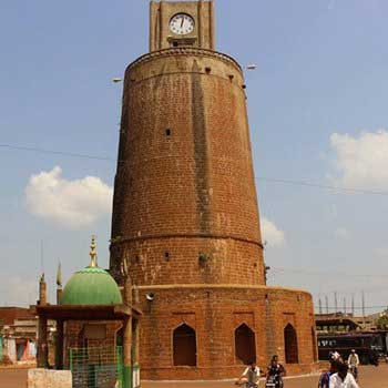 Chaubara Tower