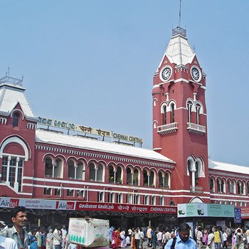 Chennai City Tourist Places
