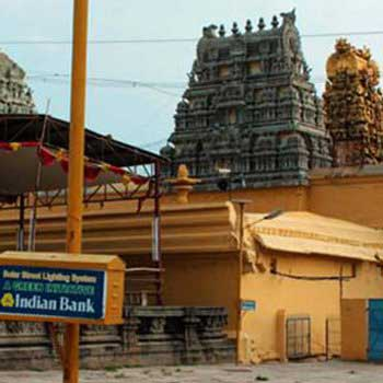 Kanchipuram City Tourist Places