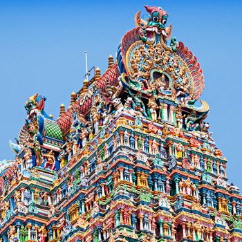 Madurai City Tourist Places