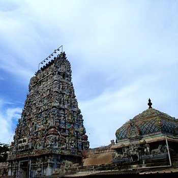 Sri Vedapureeswarar Temple