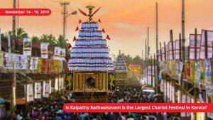 Kalapthy Ratholsavam in Kerala